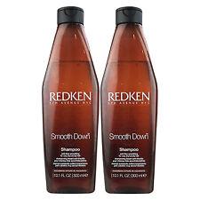 Redken Smooth Down Shampoo 10.1 fl oz (Pack of 2)