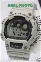 W-735H-8A2 Casio Sport Digital Watch 10-Year Battery Alarm 100m Chronograph