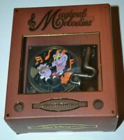 Disney Figment Magical Melodies Quarterly 3-D Pin 119495 LE 1500 1st In Series
