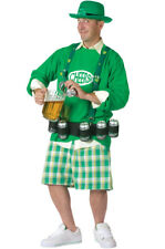 Brand New St. Patrick's Day Cheers and Beers Adult Costume