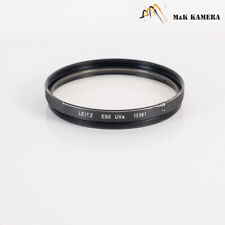 Leica E60 UVa Black Filter 13381 #777