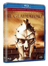 Blu Ray IL GLADIATORE - (2000) (15th Anniversary SE) ...NUOVO