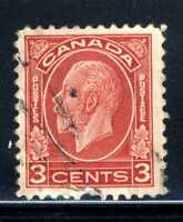 1915-25 Canada King George V Stamps Scott #A43  LH