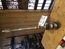2014 SUBARU WRX 5 SPEED TRANS MAIN SHAFT