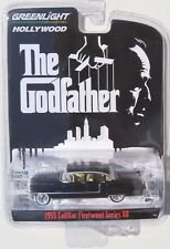 GREENLIGHT HOLLYWOOD SERIES 14 THE GODFATHER 1955 CADILLAC FLEETWOOD SERIES 60
