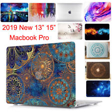 Laptop Hard Shell Case & AU Keyboard Cover For Apple Mac Book Macbook Pro 2019