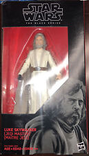 "Star Wars Black Series ~ 6"" LUKE SKYWALKER (JEDI MASTER) ACTION FIGURE (#46)"
