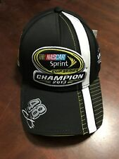 Jimmie Johnson 6x Champ Official 2013 Sprint Cup Champion Hat NEW Hendrick HMS