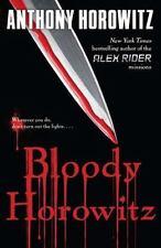 Bloody Horowitz by Anthony Horowitz (2011, Paperback)