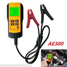 12V Digital LCD Car Battery Tester Automotive Battery Load Tester Analyzer CCA