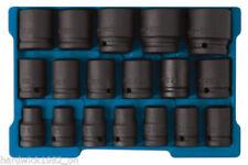 """Juegos de llave de tubo de taller métricos 32mm. 1/2"""""""