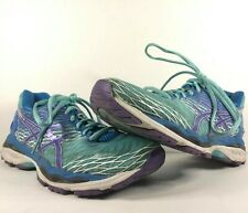 Asics Gel-Nimbus 18 Women's Size 9.5 Blue Running Training Jogging Shoes T650N