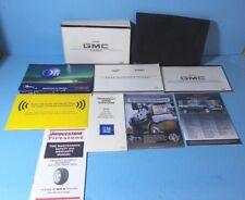 08 2008 GMC Sierra owners manual with Diesel