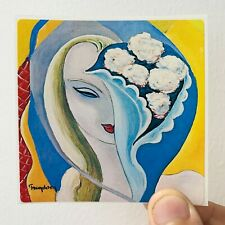 """Derek & The Dominos Layla & Other Assorted Love Songs 3 x 3"""" Album Cover Sticker"""
