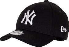 NY Yankees New Era 940 Kids Black Baseball Cap