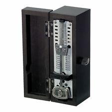 Wittner Metronome. Taktell Super Mini. Wooden. Blackwood