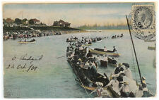 Canada postcard - 1/2 Cent black - Ottawa 1907 - Rare