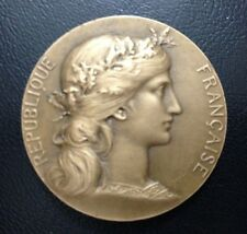 FRENCH MARIANNE MEDAL AWARDED BY MINISTRY OF WAR /  M69