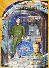 STARGATE SG-1 ATLANTIS UNIVERSE SERIES 1 GENERAL JACK O'NEILL DIAMOND SELECT MOC