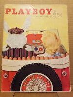 Playboy - April, 1957 * Good Condition * Free Shipping USA