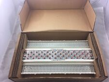 25 Pair Protected Cross Cabinet Block Fast shipping!