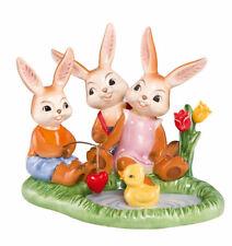 Goebel Hase dreht sich auf Spieluhr Der Frühling erklingt Musikwerk