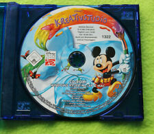 Disney's Kreativstudio (PC/Mac-CD-ROM, 1999, Jewelcase)