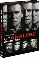 En analyse - Saison 3 - DVD - HBO // DVD NEUF