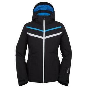 Spyder Women's Captivate GTX Infinium Jacket, Ski Snowboard Jacket, Size 8, NWT