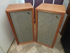 Vintage Wharfedale speakers from early 60's or late 50's RARE
