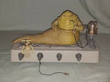 Vintage Kenner Star Wars ROTJ Jabba The Hutt Playset 1983