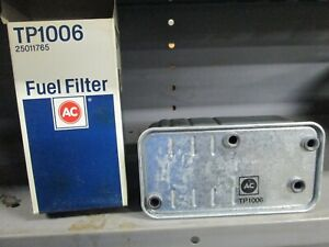ACDelco TP1006 Diesel Fuel Filter  GM Truck 1984-93  AMC Jeep 1985-87  #14075347