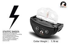Black Automatic Dog Anti Bark Collar Training 5 Levels Small Shock Paipaitek