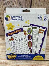 Learning Resources Reading Comprehension Cubes - - Teacher Resources