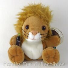 Coca-Cola~1999 Cavanagh~Coke Bean Bag Doll~Set 1~Masa the Lion~Mozambique~New