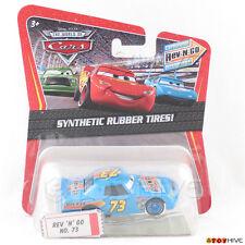 Disney Pixar Cars Synthetic Rubber Tires Rev N Go Racer #73 kmart exclusive