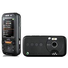 Sony Ericsson Walkman W850i - Black (Vodafone) Mobile Phone