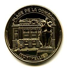 34 MONTPELLIER Place de la Comédie, 2014, Monnaie de Paris