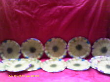Wholesale lots of 12 Daisy Splash Paper Plates ( Celebration )