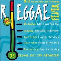 Reggae Fever 2 (1995, BMG) Big Mountain, Ini Kamoze, Inner City, Ziggy .. [2 CD]