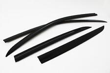 Smoke Tinted Wind Deflector 4pcs for 2013 ~ 2015 Opel Mokka