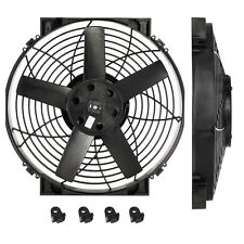 "14"" Slimline Electric / Thermatic Fan (12V) (Part #0164) (Davies Craig)"
