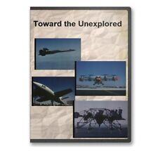 Toward the Unexplored  Murac Edwards AFB X-Planes, V-STOL Documentary DVD C819