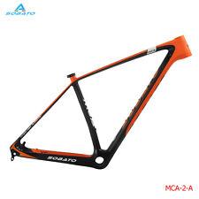 Colorful Carbon Matt 29ER Mountain Bike MTB Frame 29er 15.5/17/18.5/20inch
