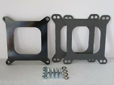 "1"" Open Phenolic Carburetor Spacer Edelbrock Carter Holley Sbc Bbc Sbf4bbl#9136"