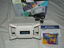 -=>EXCELLENT CONDITION<=- CH Products Virtual Pilot Yoke IN BOX FREE SHIPPING