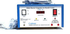 CODMAN MALIS BIPOLAR COAGULATOR & BIPOLAR CUTTER SYSTEM CMC-11 / REMOTE SWITCH