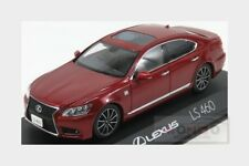 Lexus Ls460 F-Sport 2015 Red Met KYOSHO 1:43 KY03659RM