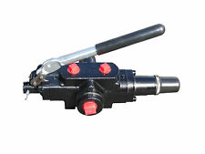 Log Splitter Valve,  25 GMP, Adjustable Detent, Single Spool