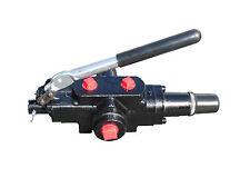 Log Splitter Valve,  25 GMP, Adjustable Detent, Single Spool